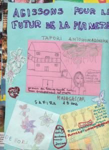Affiche Enfants Madagascar 2
