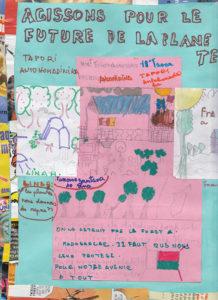 Affiche Enfants Madagascar 3