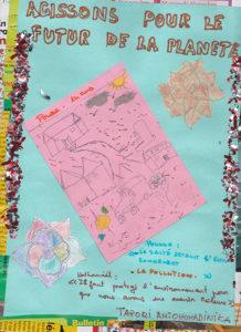 Affiche Enfants Madagascar 4