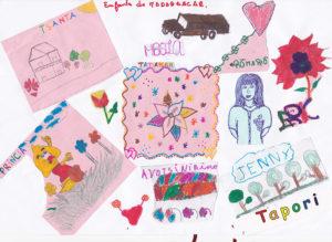 Affiche Enfants de Madagascar